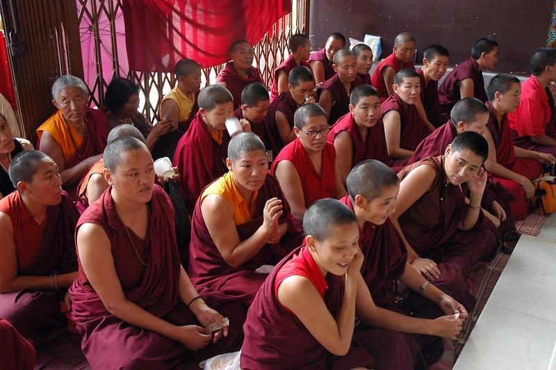 Girl power in het klooster